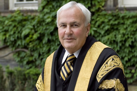 Chancellor Emeritus David Peterson